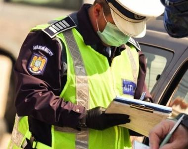Atenție la masca de protecție! Val de amenzi usturătoare în ultimele 24 de ore