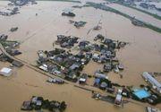 Cel puţin 50 de morţi şi zece dispăruţi în Japonia, în urma unor inundaţii provocate de ploi
