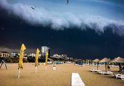 VIDEO  Avertizarea cod roşu de furtună a făcut prăpăd pe litoral