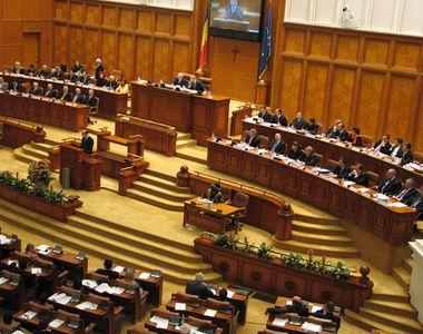 Camera Deputaţilor dezbate proiectul de lege pentru stabilirea datei alegerilor locale...