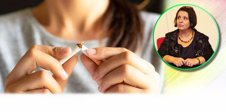 """""""M-am lăsat de fumat și am și slăbit""""! Secretul unei diete marca Lygia Alexandrescu, care face minuni"""