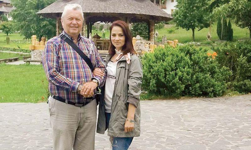 """Nicoleta Voicu, primele declarații după împăcarea cu Gheorghe Turda: """"Încă suntem confuzi..."""""""