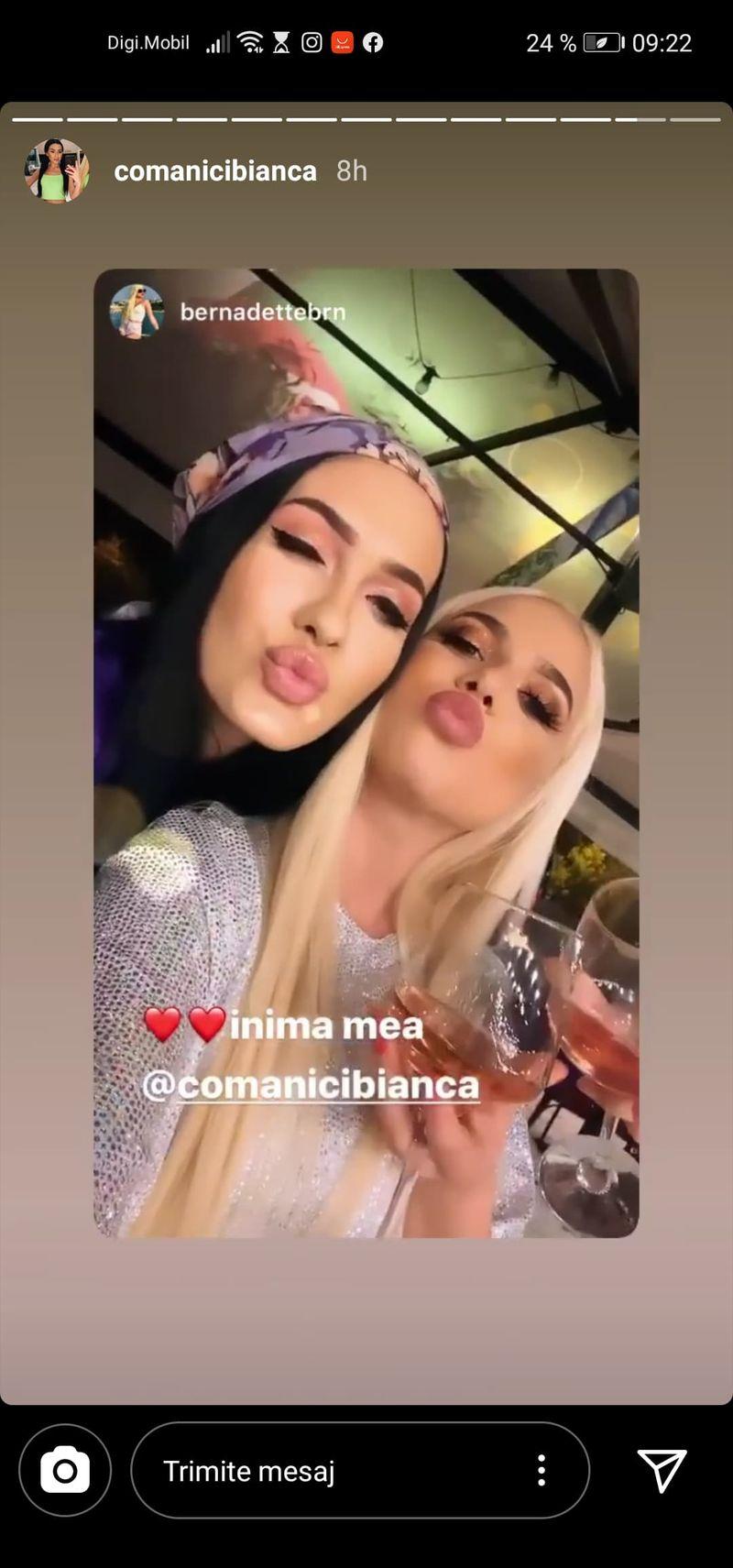 Cu cine și-a petrecut Bianca ziua de naștere! Cine a venit la petrecerea concurentei de la Puterea dragostei