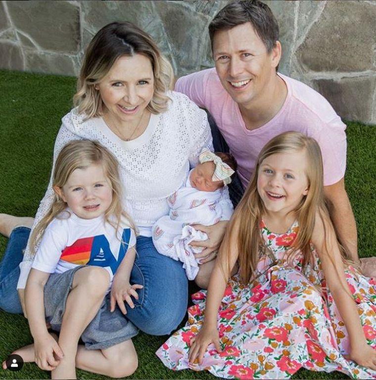 Beverley Mitchell a născut o fetiță perfect sănătoasă și a devenit mamă pentru a trea oară, după ce a dat vestea cea mare în luna martie.