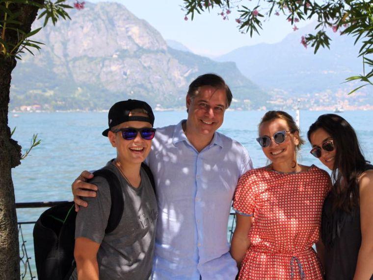 Tratamentul care l-a salvat pe soțul Andreei Esca! S-a aflat abia acum