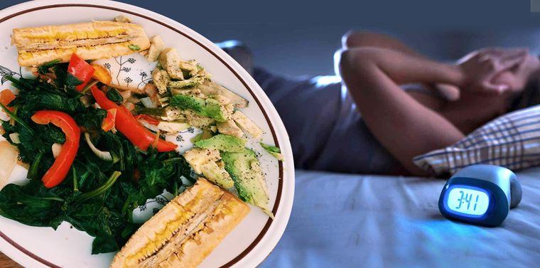 Cele mai bune alimente contra insomniei, recomandate de nutriționistul Gianluca Mech