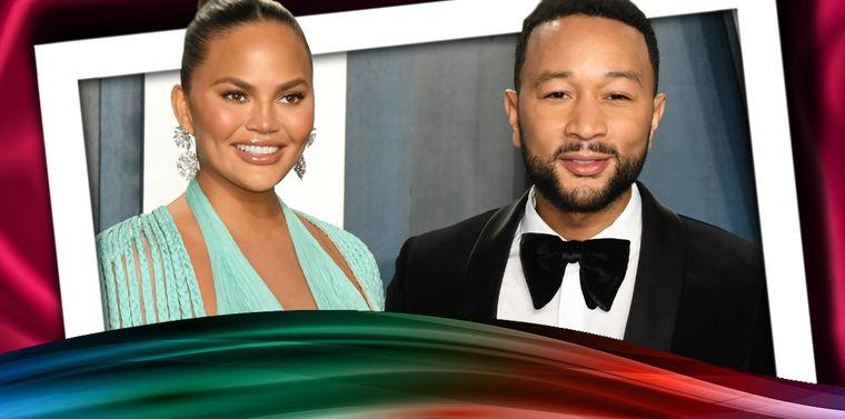 John Legend și Chrissy Teigen vor deveni părinți pentru a treia oară
