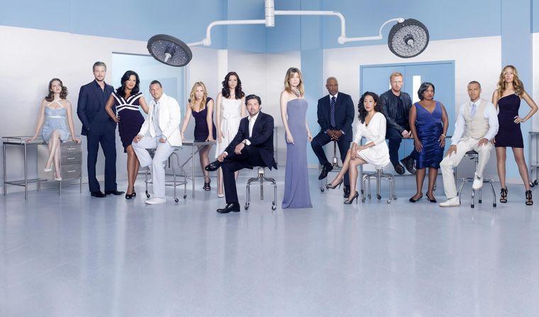 Când începe sezonul final al serialului Anatomia lui Grey