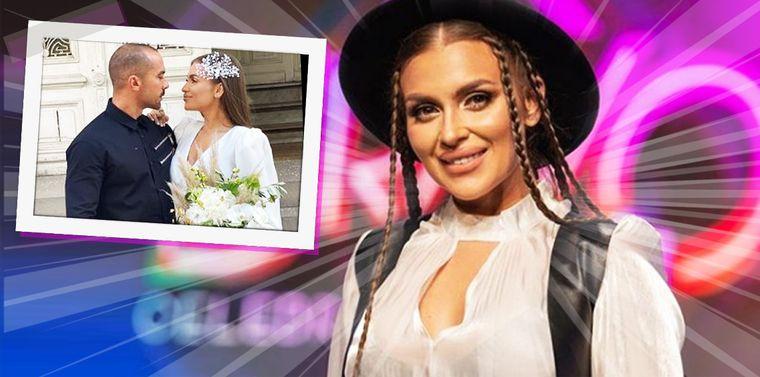 """Oana Radu și iubitul ei, Cătălin, s-au cununat civil şi îşi doresc un copil! """"Mă mărit!"""""""