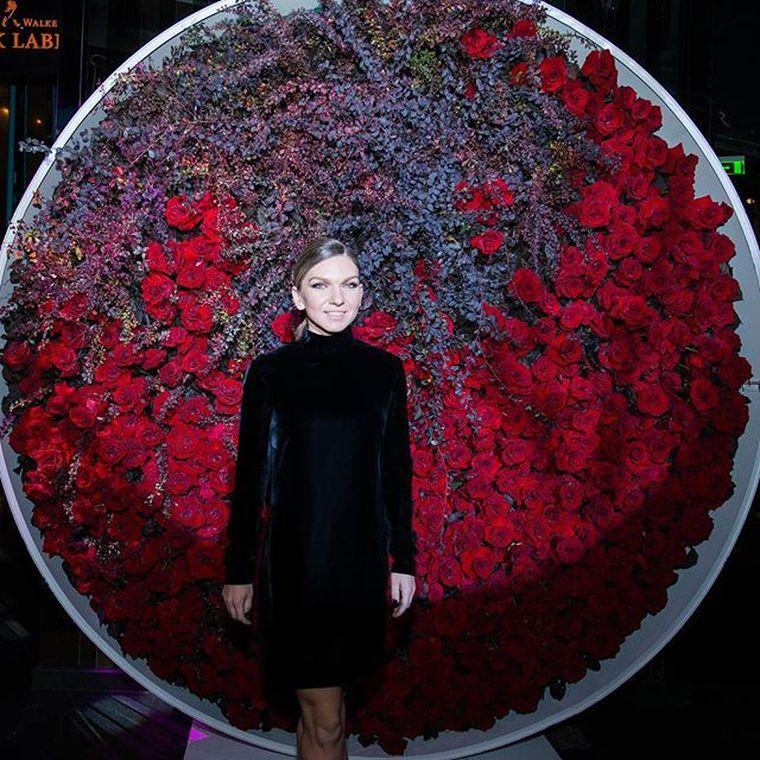 Simona Halep apariție de senzație