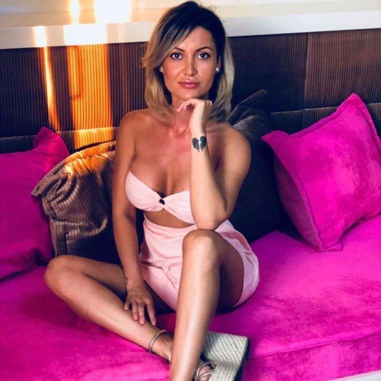 Nicoleta Dragne a născut