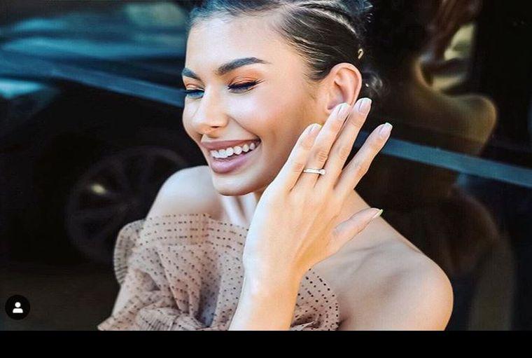 Marisa Paloma s-a logodit