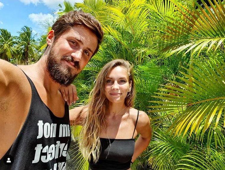 Karina și Andrei de la Survivor