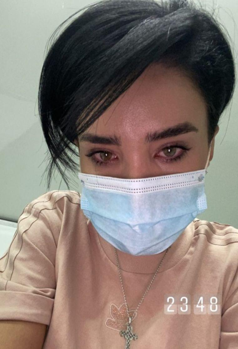Adelina Pestrițu are coronavirus