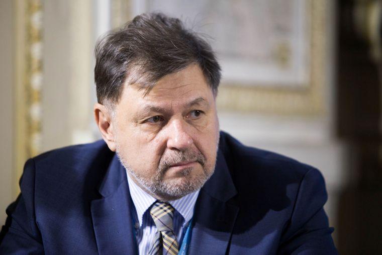 Profesorul Alexandru Rafila