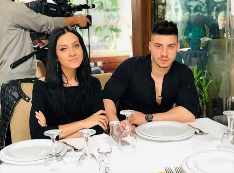 Alex Oianu și Bianca Comănici