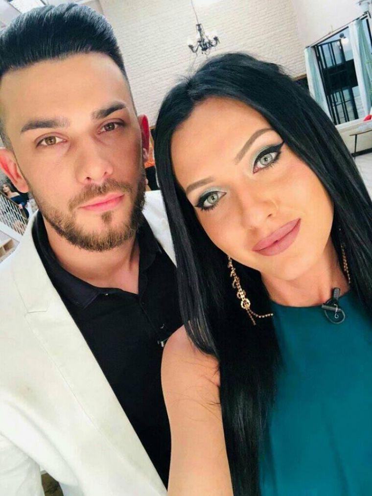 Alex Bobicioiu și Biana Comănici