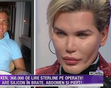 Rodrigo Alves, denumit Ken a devenit Barbie