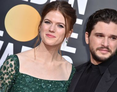 Kit Harington si Rose Leslie