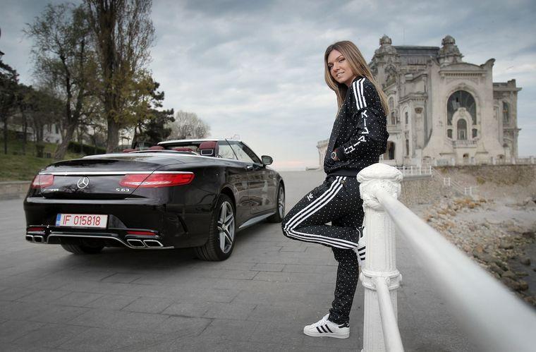 Simona Halep, cadou extrem de generos pentru tatăl său. Cât costă Bentley-ul pe care i l-a oferit lui Stere Halep