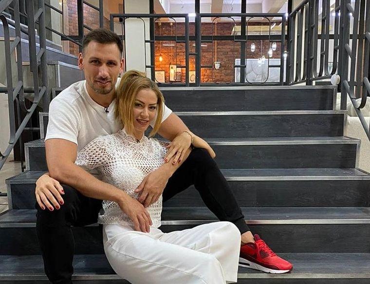 Alina Pană și Ciprian s-au despărțit