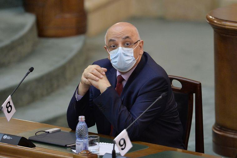 Raed Arafat, avertisment despre numărul de infectați