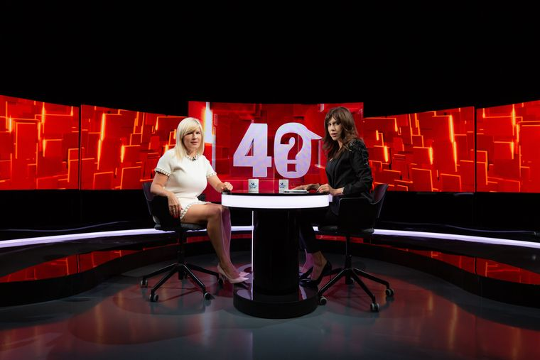 "Elena Udrea, dezvaluiri in premiera aseara, in cadrul emisiunii ""40 de intrebari cu Denise Rifai"", de la Kanal D"