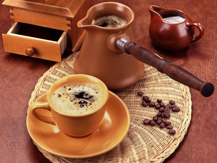 Savurează cea mai bună cafea la ibric. Reteța care nu dă greș niciodată