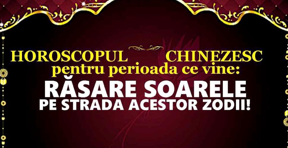 Horoscop chinezesc săptămânal 24 - 30 octombrie 2020. Nativii Câine întâlnesc sufletul pereche