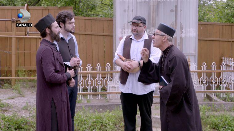 """Amanunte nestiute despre una dintre vedetele serialului """"Moldovenii"""": """"Eram responsabil cu trasul clopotelor bisericii"""""""