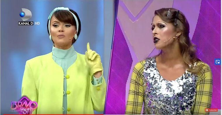 Cristina siscanu bravo ai stil. roxana nemes bravo ai stil