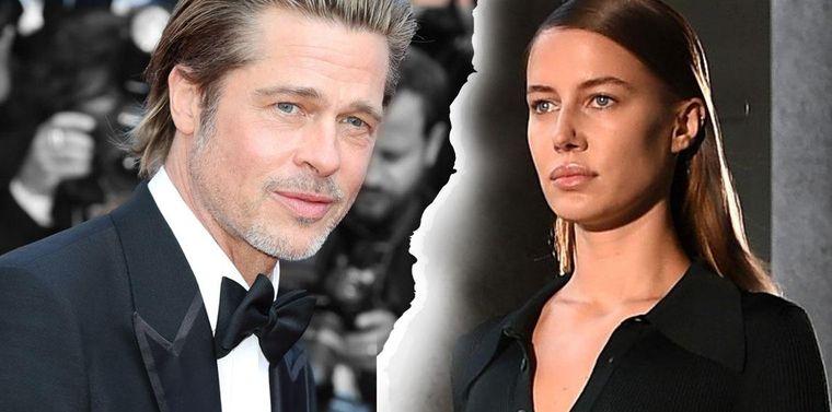 Brad Pitt s-a despărțit de Nicole Poturalski! Tânăra era căsătorită