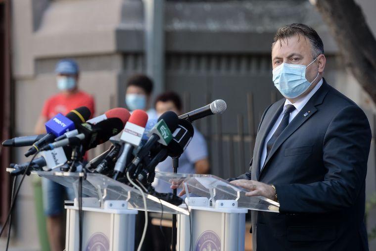 Ministrul Sănătății