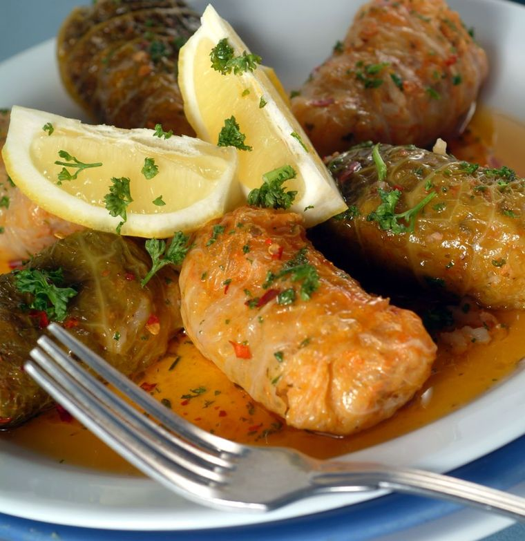 Sarmale cu pește. Rețetă tradițională din Dobrogea
