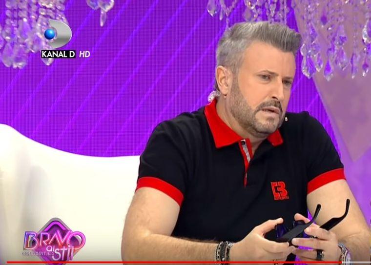 Cătălin Botezatu enervat de Cristina Șișcanu