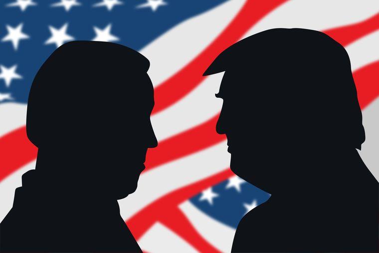 Joe Biden și Donald Trump
