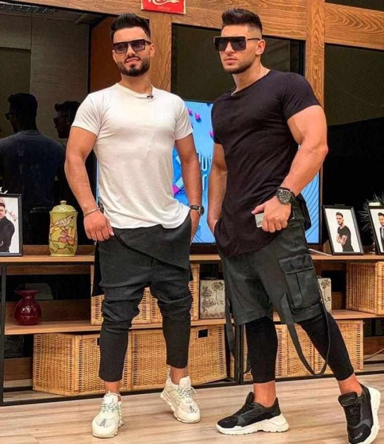 Jador si Bogdan Mocanu