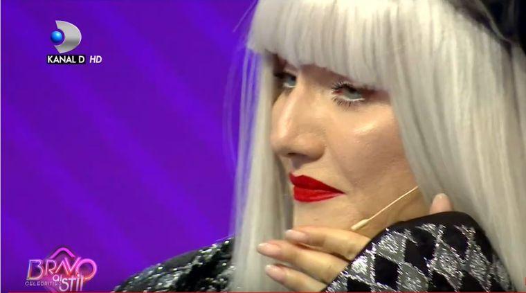 """Alexandra Ungureanu a început să plângă! Concurenta de la """"Bravo, ai stil! Celebrities"""" a cedat!"""