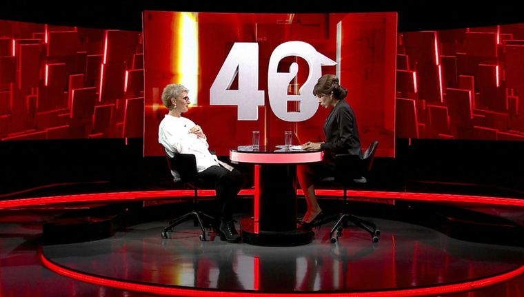 """În această seară, Teo Trandafir, luată la întrebări de fosta sa elevă, la """"40 de întrebări cu Denise Rifai"""""""