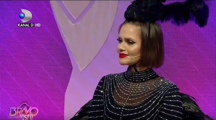 """Cristina Șișcanu a plâns în hohote! Cătălin Botezatu a desființat-o: """"Așa sunt eu mai al dracului!"""""""