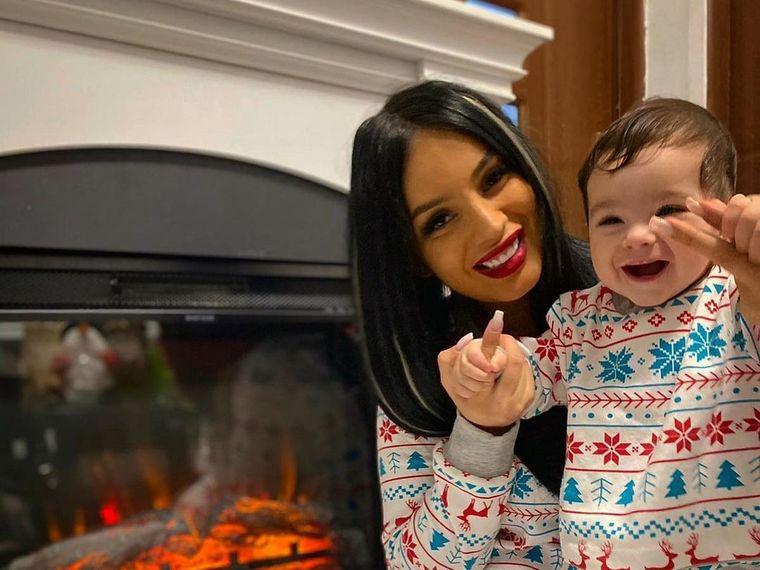 simina puterea dragostei fericita copil bebe