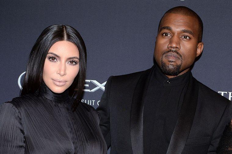 Kim Kardashian și Kany West