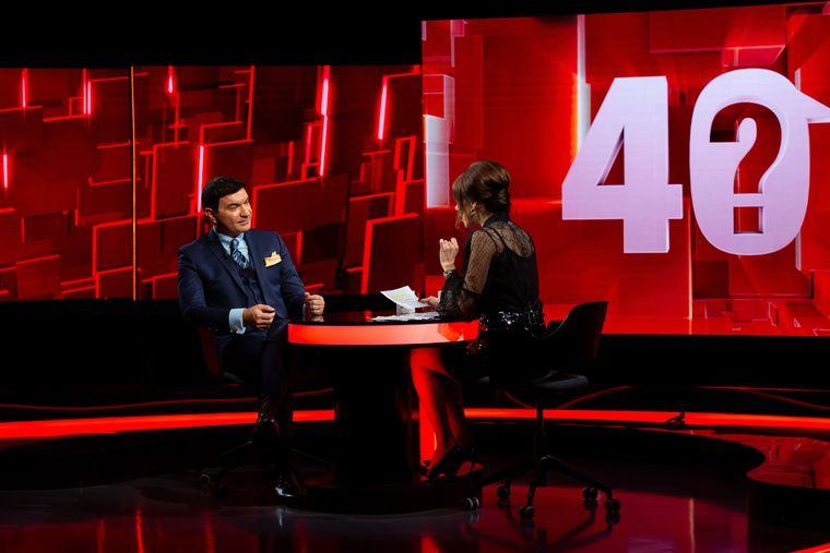 """Cristi Borcea, următorul invitat la """"40 deîntrebări cu Denise Rifai"""", marți, 19 ianuarie, de la ora 22:15, la Kanal D"""