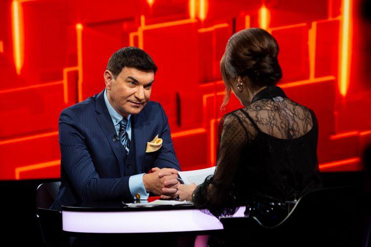 """Cristi Borcea vine astăzi, la """"40 deîntrebări cu Denise Rifai"""", de la ora 22:15, la Kanal D"""