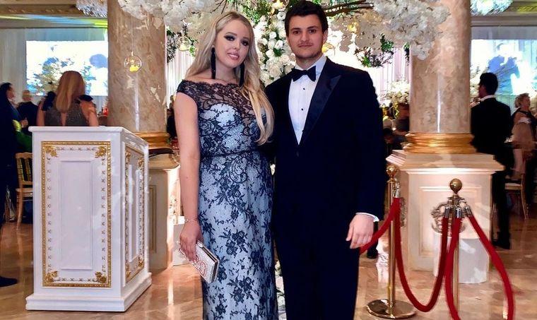 tiffany trumo logodna