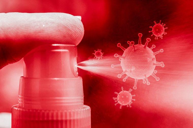 spray minune care distruge noul coronavirus