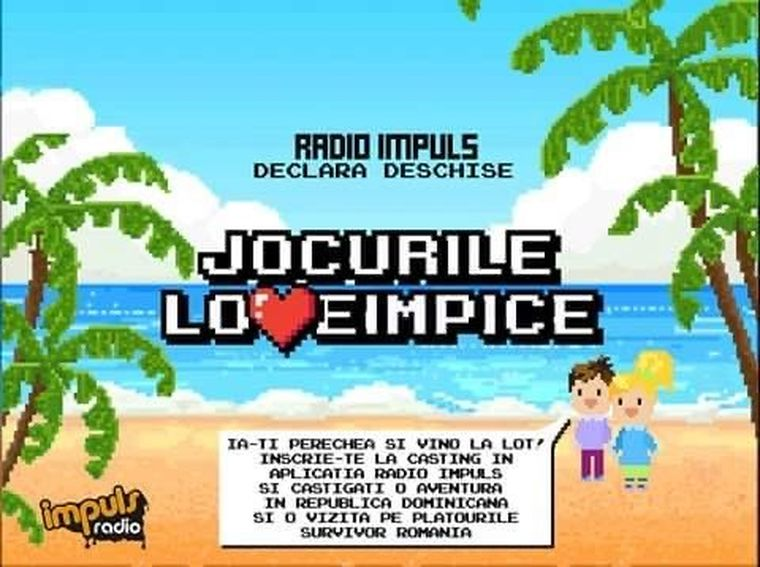 Jocurile LOVEimpice te duc in Republica Dominicana!