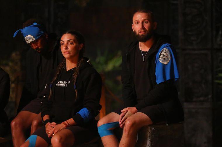 "Razboinica Andreea, eliminata aseara de la ""Survivor Romania"""