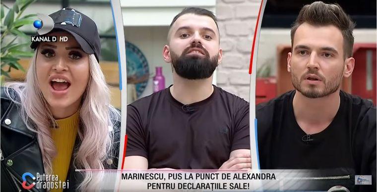 """Scandal de proporții între Cristian Marinescu și concurente! """"99,9% dintre fete de la Puterea Dragostei îmi pot satisface mie niște necesități!"""""""