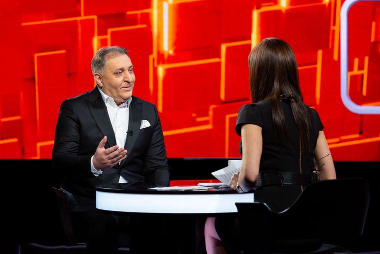 """Kanal D, primul loc la nivelul întregii țări, cu emisiunea """"40 de întrebări cu Denise Rifai"""""""